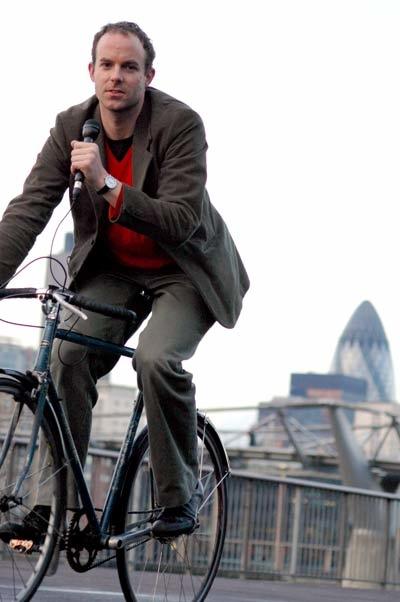 Jack Thurston, The Bike Show