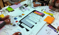 Co-design workshop: the future of the planning system starts here