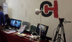 Cinehack at Maker Faire UK