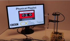 Introducing the Physical Playlist prototype