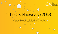 Creative Exchange Showcase at Media City