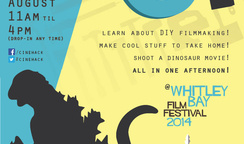 Cinehack at Whitley Bay Film Festival